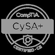 Certification_Deffensive CySA+logo